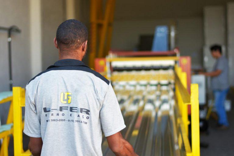 Foto da empresa L-FER Ferro e Aço em Itapira